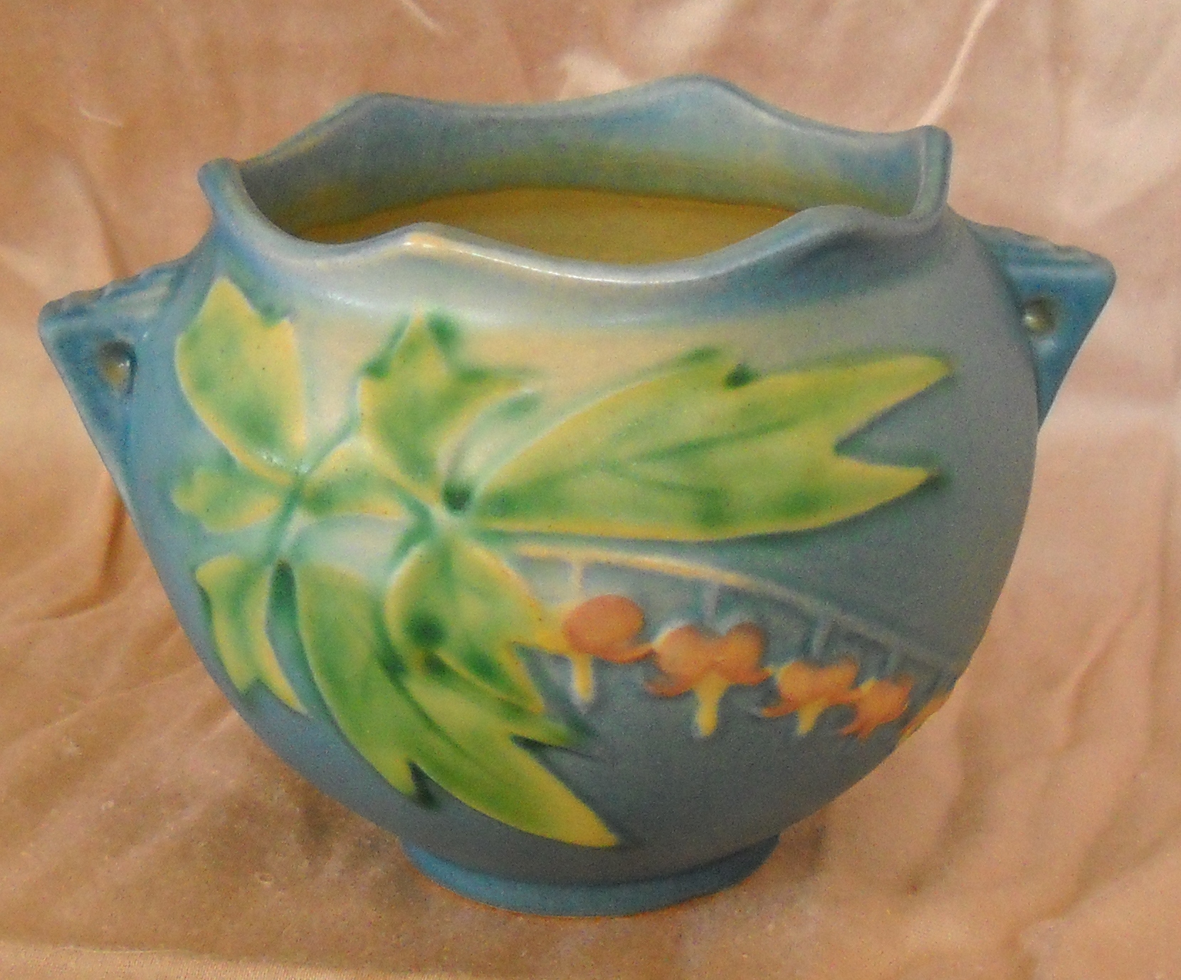 Roseville pottery patterns patterns gallery for Pottery patterns